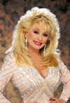 Country singer, Dolly Parton
