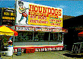 Country Music Fans favorite Music Row spot, HOUNDOGS